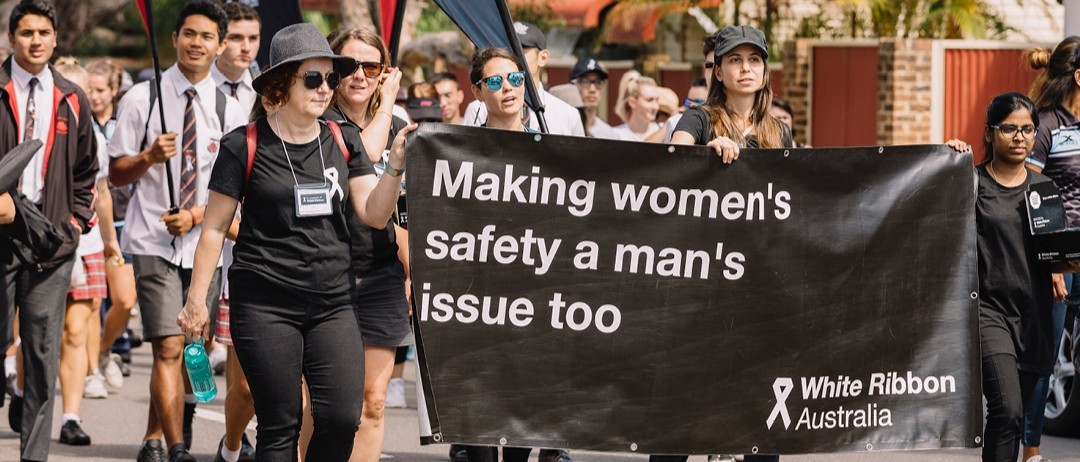 Jump Up to Stop Violence Against Women